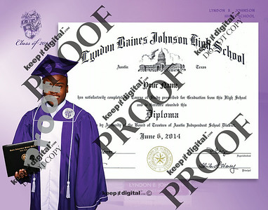 2014 LBJ Keedjit Diploma Proofs