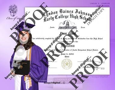 2015 LBJ Keedjit Diploma Proofs