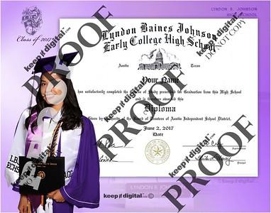 2017 LBJ Keedjit Diploma Proofs