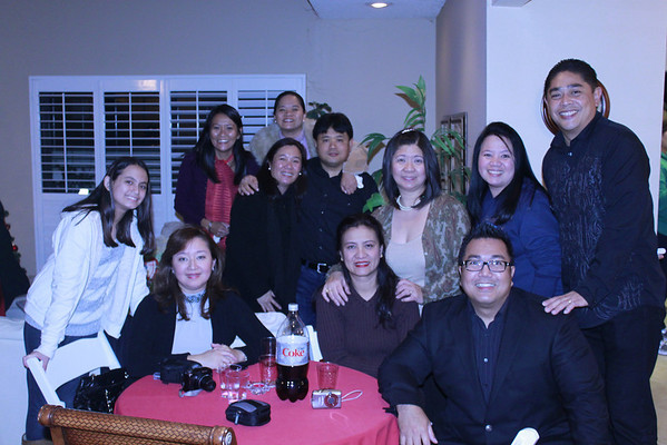LCC Bacolod High School Class '83 Christmas Reunion, Winnetka, CA 2010