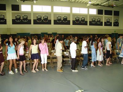 LCMS School Awards 2005