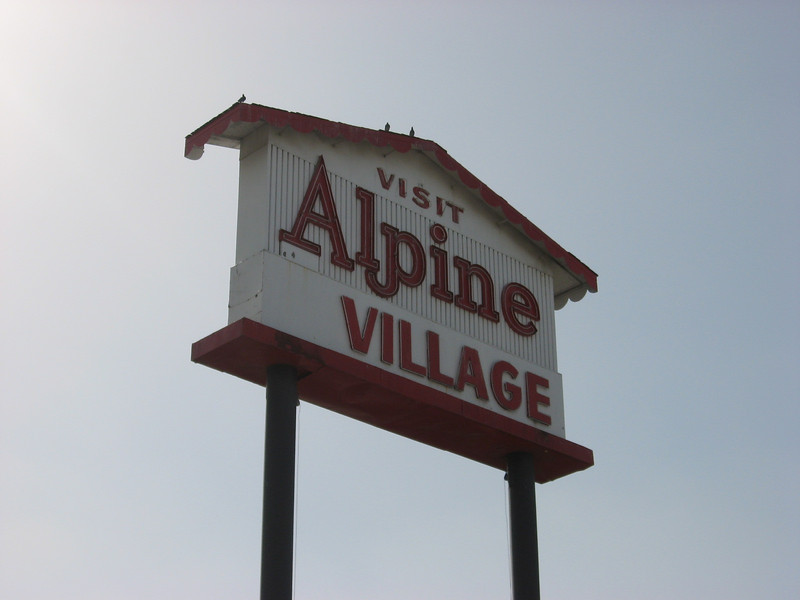 Traditional suppier of food for LHS Oktoberfest--Alpine Village in Torrance.
