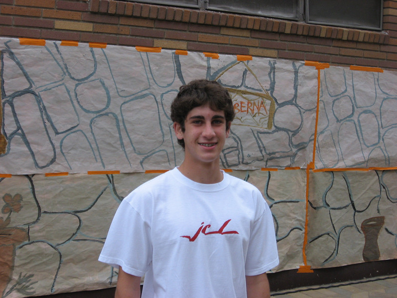 Michael Haber was one of the main JCL cub helpers.