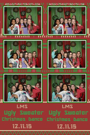 LMS Ugly Sweater Dance 2015