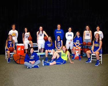 LRHS Girls Basketball 2016