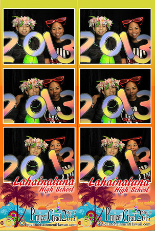 Lahainaluna High School Project Grad 2013