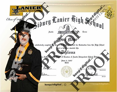 2017 Lanier Keedjit Diploma Proofs