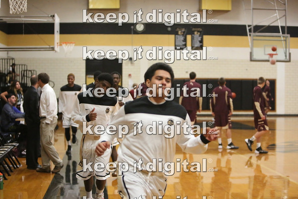 Lanier vs Dripping Springs Var Boys Bball 11_22_13