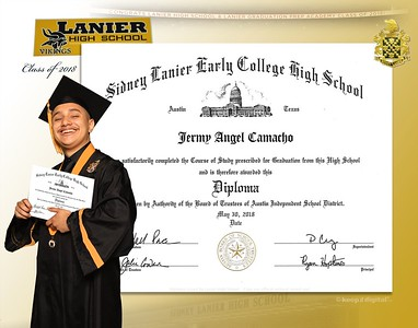 Lanier Keedjit Diploma Proofs 2018