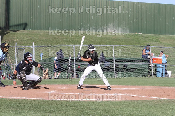Lanier vs Rea Baseball 04_15_12