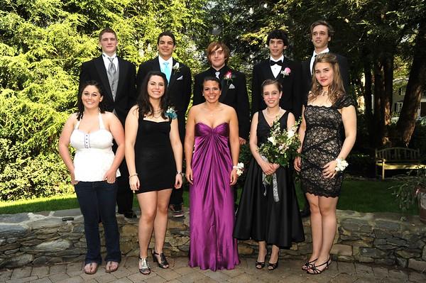 Lauren's Sr. Prom 5-15-09