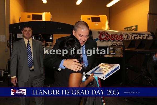 Leander HS Grad Day 2015