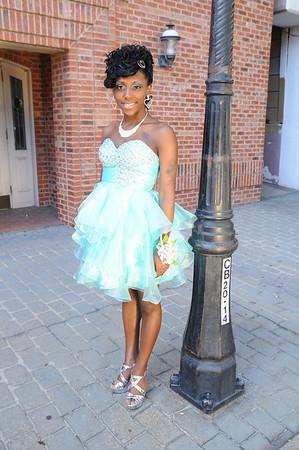 Lenora Ronshell Prom 2013