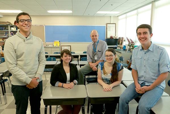 LHS Merit Scholars