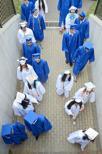 Leominster High Graduation 2015