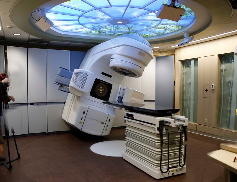 Holly Pelczynski - Bennington Banner The new linear accelerator at SVMC will cut down wait time for the patients with Cancer and also minimize radiation in areas of the body where cancer does not exsist.