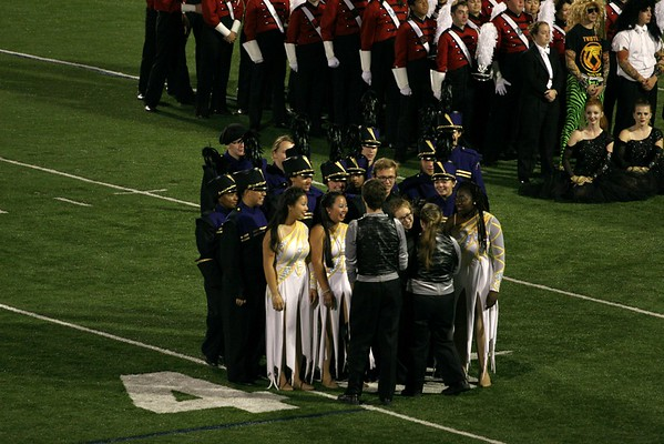 Lion's Den Marching Band Invitational (2016)