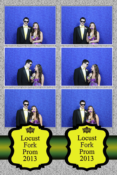 Locust Fork High School Prom 2013