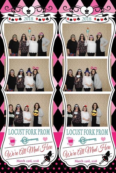 Locust Fork Prom 2018