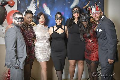 99 Masquerade holiday  party  Dec 29 2018