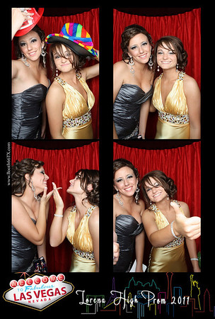 Lorena High Prom 2011