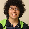 Enrique Raudales, 14, 7th grade. Lowell 'all-star' Knowledge Bowl team that will compete in regional Knowledge Bowl. (SUN/Julia Malakie)