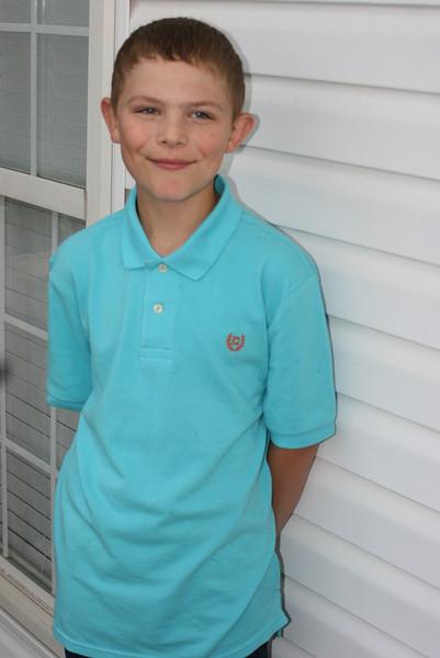 Luke 4th Grade Dance