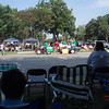 First Olympus camera photo before start of Luling Watermelon Thump Parade 6/23/12