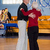 Walter Orlow and wife Betty-Fay, a 1965 graduate of LHS, share a dance during the Goodbye Lunenburg High Sock Hop on Saturday afternoon. The event marked the last dance that will be held in the building before it is torn down and paid homage to the year the school was built, 1957. SENTINEL & ENTERPRISE / Ashley Green