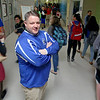 Lunenburg High School assistant principal Robert McGrath SENTINEL & ENTERPRISE/JOHN LOVE