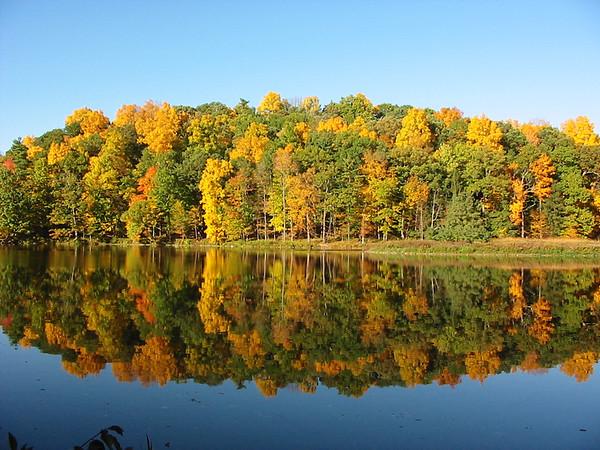 Bebe Lake - October 2007