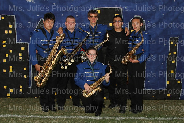 MCHS Band 2012