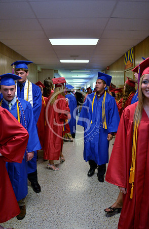 MCHS Graduation 2012