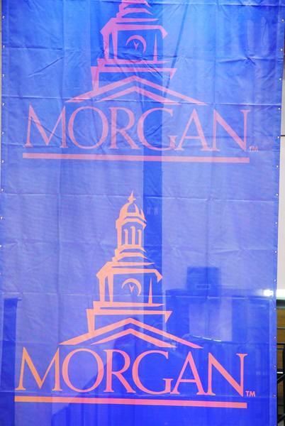 MORGAN STATE GRADUATION FOR JOHN McKENNEY JR. 2O15