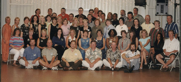 MacArthur H.S. 25 year reunion, Decatur, IL.  Class of 1976.