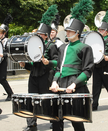 Madison County High School Marching Band
