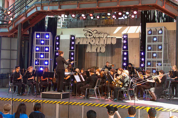 2013 Disney Band Performance