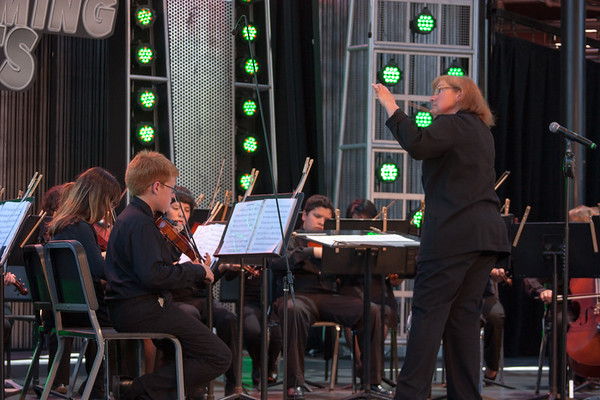 2013 Disney Orchestra Performance