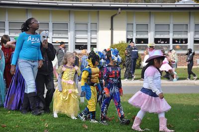 Mannington School halloween 2011