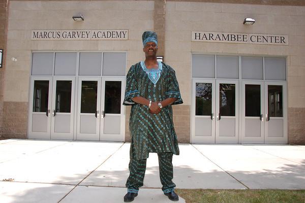 Marcus Garvey Academy 2012 Graduation