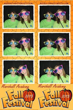 Marshall Academy Fall Fest 2015