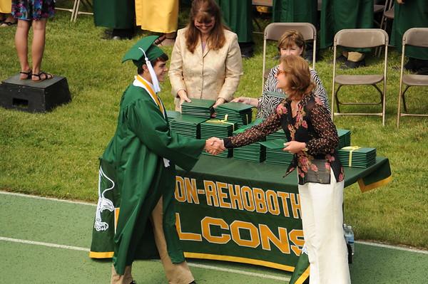 Mason's H.S. Graduation 6-5-11