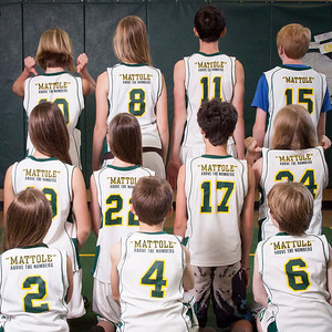 Mattole Storm Basketball