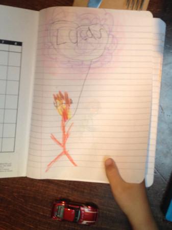 "Pretty colors for ""Lucas"" (Rémy's book)"