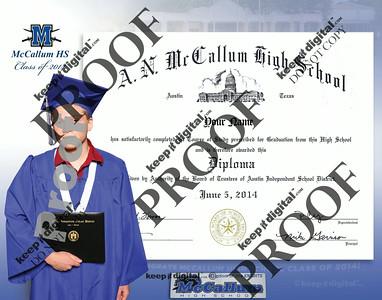 2014 McCallum Keedjit™ Diploma Proofs