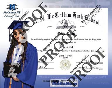 2017 McCallum Keedjit Diploma Proofs