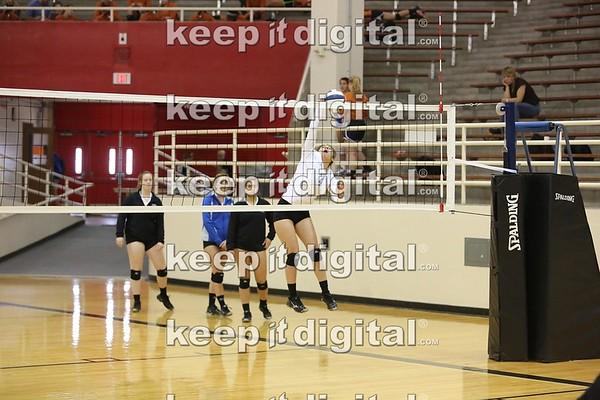 McCallum vs Austin High 08_16_13 Volleyball