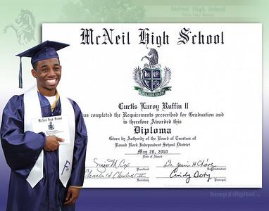 Keep it Digital Diploma Sample