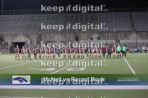 McNeil vs RRHS 03_10_17 Sen Night Game