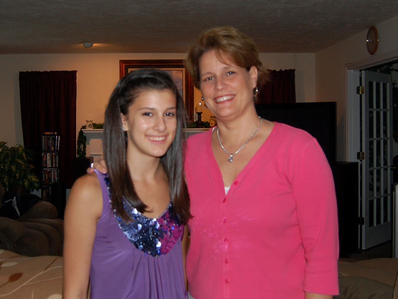 Megan & Mom